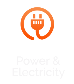 power and electricity